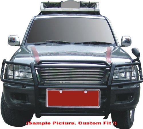 MaxMate Premium Black Grille Bumper Brush Guard Bull Bar #T74698 Custom Fit 98-07 Toyota Land Cruiser (Bull Bar Land Cruiser compare prices)