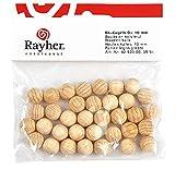 Holzkugeln ohne Bohrung hergestellt von RAYHER