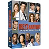 Grey&#39;s Anatomy : L&#39;intgrale saison 3 - Coffret 7 DVDpar Ellen Pompeo