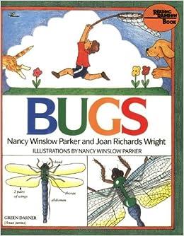 Bugs (Reading Rainbow Books): Joan Richards Wright, Nancy Winslow