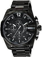 Diesel DZ4283 Mega Chief Watch, Black 031