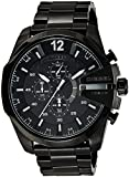 Diesel Men's DZ4283 Diesel Chief Series Black Stainless Steel Watch