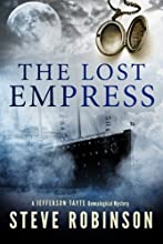 The Lost Empress (Jefferson Tayte Genealogical Mystery Book 4) (English Edition)