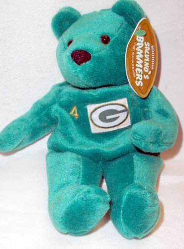 Brent Favre Super Bowl XXXI Teddy Bear