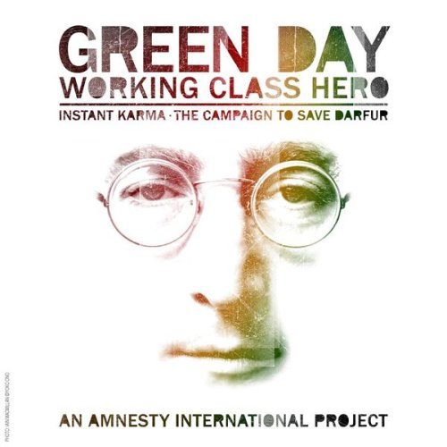 Original album cover of Working Class Hero (Album Version) [Explicit] by GREEN DAY
