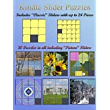 Kindle Slider Puzzles ~ K. Lenart