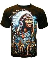 Rock Chang T-Shirt Indian Spirit R 345
