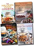 Sarah Flower Halogen Oven Cookbook Collection Everyday Family Recipes in 4 Books Set (Perfect Baking With Your Halogen Oven, The Everyday Halogen Oven Family Cookbook, The Everyday Halogen Oven Cookbook, The Halogen Oven Cookbook)
