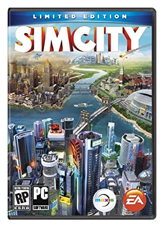 SimCity - Limited Edition +$5 Credit [Download]
