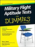 img - for Military Flight Aptitude Tests For Dummies book / textbook / text book