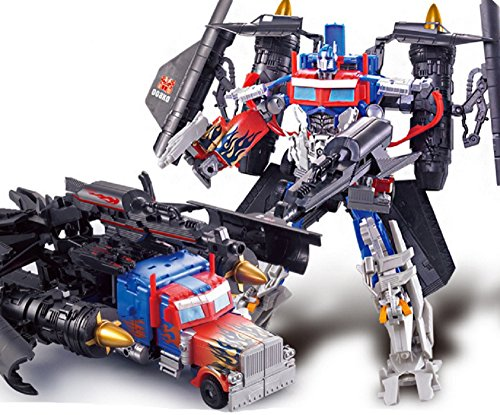 Transformers 4 Optimus Prime Robots Autobot Big Size 35CM (13.7inch) Anime Classic Action Figures Toy Model Gift For Kids