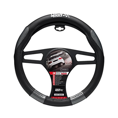 Steering Wheel Cover CARBON GRIP. Fits all 14.5