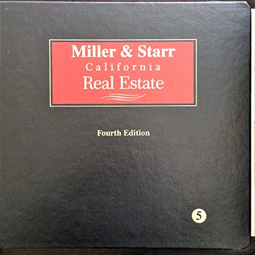miller-starr-california-real-estate-4th-edition-volume-5-chapters-13-14