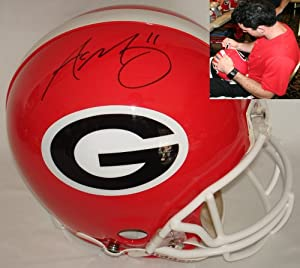 Aaron Murray #11 Hand Signed Autographed Georgia Bulldogs Full Size Authentic... by VIP+Memorabilia