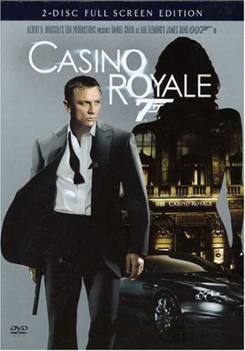 Casino Royale [DVD] [2006] [Region 1] [US Import] [NTSC]