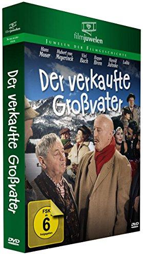 Der verkaufte Großvater - mit Hans Moser (Filmjuwelen)