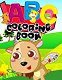 ABC Coloring Book (Jumbo Coloring Book) (Coloring Books for Kids) (Volume 10)
