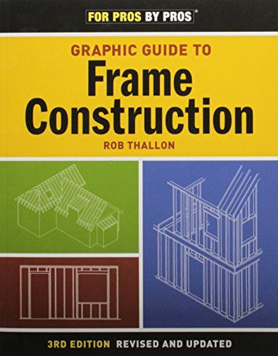 Graphic Guide To Frame Construction Third Edition Revised And