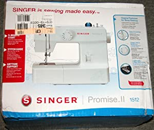 singer 1512 sewing machine