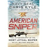 American Sniper: The Autobiography of the Most Lethal Sniper in U.S. Military Historyby Chris Kyle