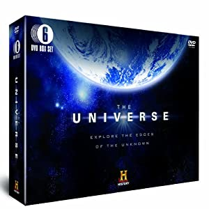 The Universe:  Season 1  (6 DVD Gift Pack)