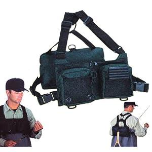 Allen Fishing Gear Vest - Fisherman's Lite Vest Pack