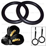 GYMNASTIC RINGS FOR OLYMPIC CROSSFIT...
