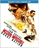 Mission: Impossible - Rogue Nation [Blu-ray + DVD + Digital HD]