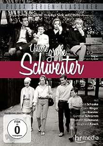 Unsere große Schwester - die komplette Serie [2 DVDs]