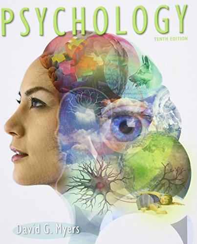 Psychology, 10th Edition (Psychology Myers Modules compare prices)