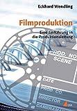 Image de Filmproduktion. Eine Einführung in die Produktionsleitung (Praxis Film)