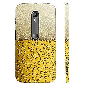 Enthopia Designer Hardshell Case FIZZ IT UP Back Cover for Motorola Moto G3