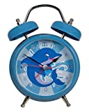 Streamline Clocks Dolphin Alarm Clock