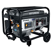 Hot Sale Hyundai HHD3500CA Gas Powered Generator