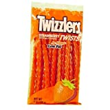 Twizzlers Strawberry Twist 198g Bag (Pack of 3)