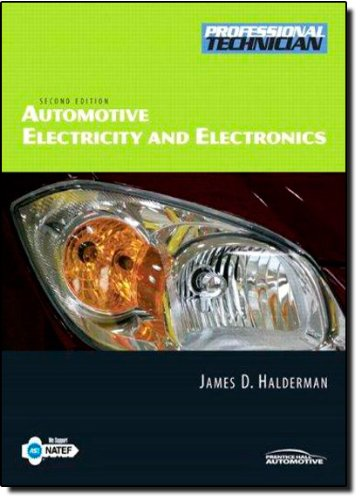 Automotive Electricity and Electronics (3rd Edition)