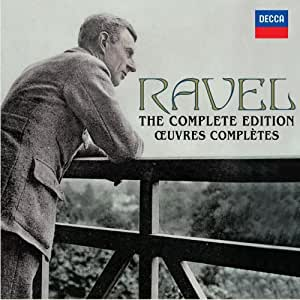 Ravel : The Complete Edition / OEuvres complètes