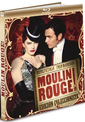 Moulin Rouge - Formato Libro [Blu-ray]