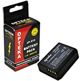 Clearance Sale on Opteka LP-E10 2000mAh Ultra High Capacity Li-ion Battery Pack for Canon EOS Rebel T3 (1100D)