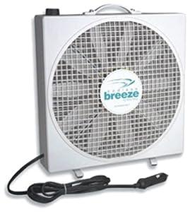 Fan-Tastic Vent 01100WH Endless Breeze 12V Fan