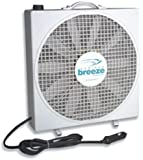 Fan-Tastic 01100WH Endless Breeze Stand alone Fan