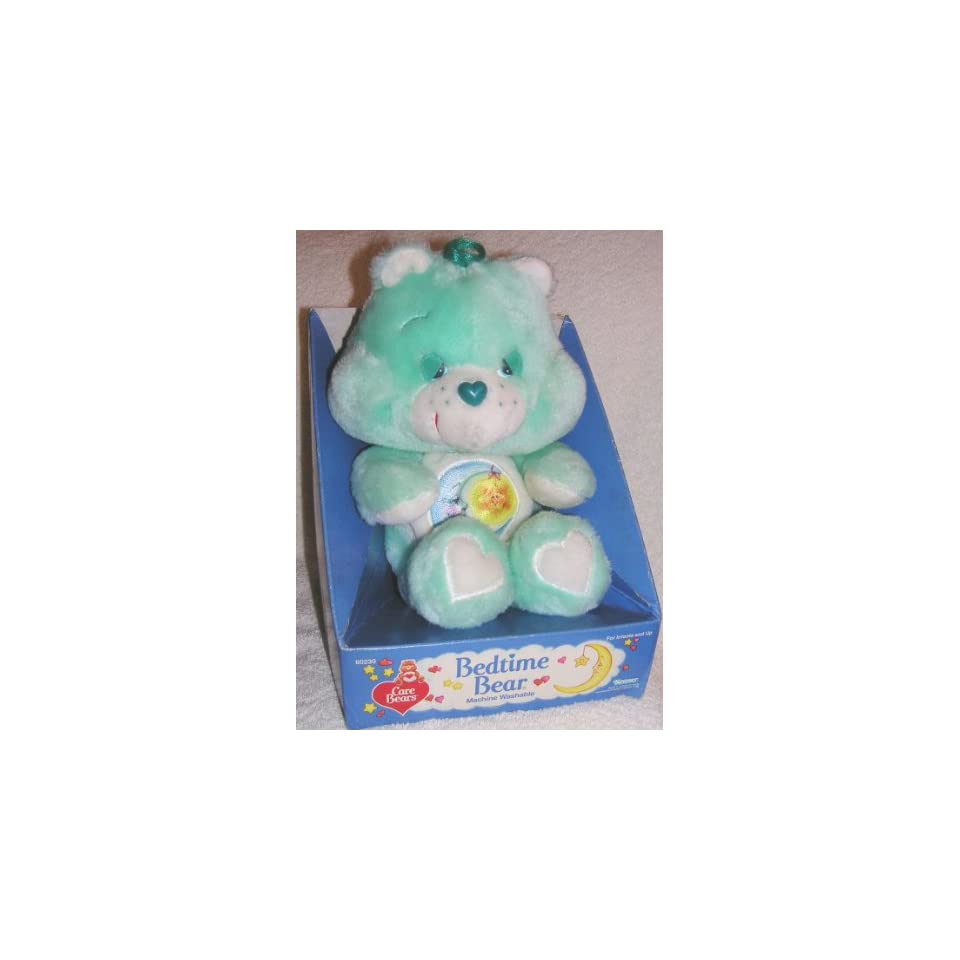 1984 Vintage Care Bears 13 Plush Bedtime Bear
