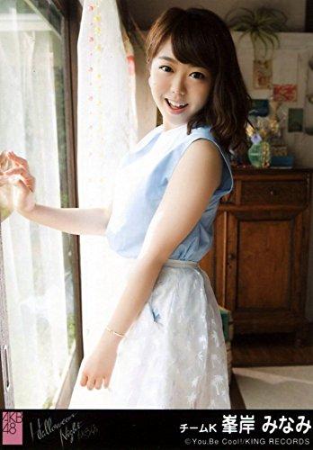 AKB48 公式生写真 ハロウィン・ナイト 劇場盤 さよならサーフボード Ver. 【峯岸みなみ】