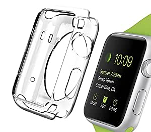Max Caser Apple Watch Case (Clear)