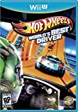 Hot Wheels Worlds Best Driver - Wii U