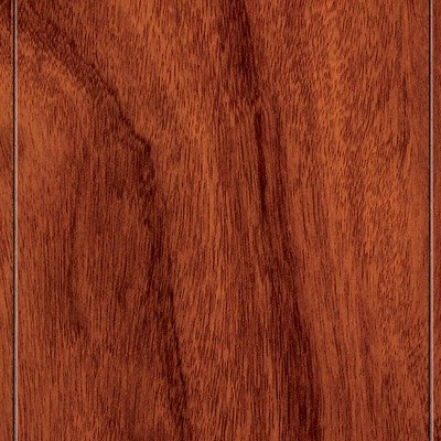 High Gloss 10mm Click Lock Santos Mahogany Laminate With