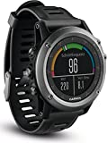 Garmin Fenix 3 GPS Multisport Watch with Outdoor Navigation and Heart Rate Monitor - Grey
