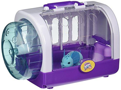 Little Live Pets Lil' Mouse Cage - Jungle Wonder, Blue