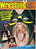 img - for Sports Review Wrestling : Don't Answer the Door for These Halloween Horrors (December 1987) book / textbook / text book