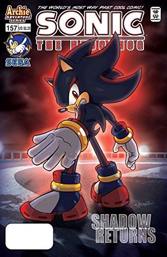 Sonic the Hedgehog #157